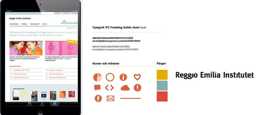 Grafisk profil REI hemsida ny 2