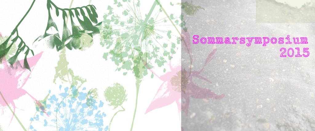 Sommar sym2015